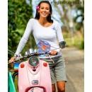 Где купить женские футболки? Заказать футболки можно, на сайте супермаркета - интернет магазина одежды и нижнего белья «Элегант» в Сумах (Украина) - каталог женской одежды коллекции моды (смотреть онлайн бесплатно видео и фото девушки топ модели)