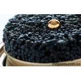 Морепродукты : икра черная осетра 1000 грамм