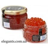 """Морепродукты : красная икра лососевая """"Кеты"""" 125 грамм"""