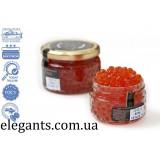 """Морепродукты : красная икра лососевая """"Кеты"""" 250 грамм"""