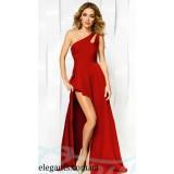 Платье : Асимметричное вечернее платье