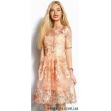 Платье : Коктейльное пышное платье