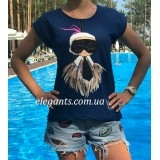 Женская футболка FENDI