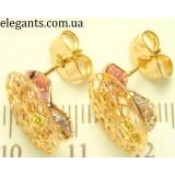 Ювелирные украшения - бижутерия - серьги
