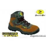 Обувь : Ботинки спортивного дизайна Bicap A 2533/7 S1P SRC