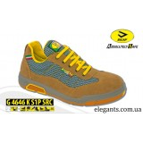 Обувь : Полуботинки спортивного дизайна Bicap G 4646 K S1P SRC