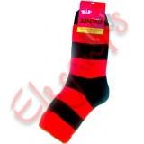 Женские полосатые носки