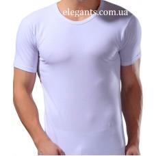 Белая мужская футболка DRY COOL от Jiber (Turqey), купить на сайте супермаркета - интернет магазин одежды и нижнего белья «Элегант» в Сумах (Украина) - каталог одежды Джибер (Турция) коллекции моды (смотреть видео и фото термобелье)