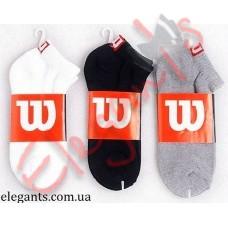 """Где можно купить носки WILSON (США)? Заказать носки можно, в Сумах (Украина) интернет магазин одежды и нижнего белья """"Элегант"""" - коллекция моды сезон 2015 года (смотреть онлайн бесплатно фото носков)"""