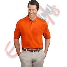 Мужские рубашки тенниски - поло Sols (Франция) оранжевая, купить на сайте интернет магазина одежды и нижнего белья «Элегант» Сумы (Украина) - каталог одежды коллекции моды (смотреть онлайн бесплатно видео и фото топ модели в рубашках поло)