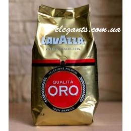 A Кофе Lavazza Qualita Oro в зернах 1000 г