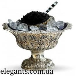 Морепродукты : икра черная осетра 250 грамм