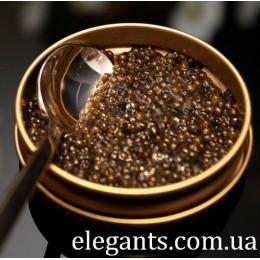 Морепродукты : икра черная белуги 500 грамм