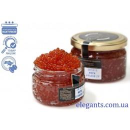 Морепродукты : икра лососевая Форели 250 грамм