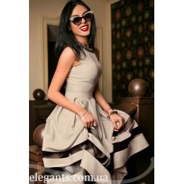 Платье : Платье габардин
