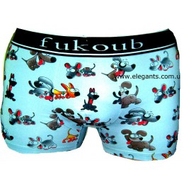 Трусы-шорты мужские FucoUB