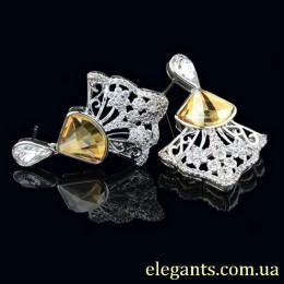 Ювелирные изделия - бижутерия - серьги