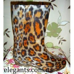 Обувь : Сапоги женские силиконовые