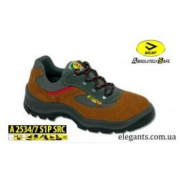 Обувь : Полуботинки рабочие Bicap A 2534/7 S1P SRC