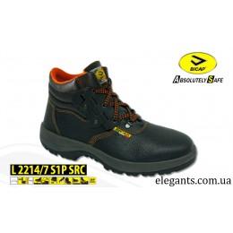 Обувь : Ботинки рабочие Bicap L 2214/7 S1P SRC