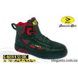 Обувь : Ботинки спортивного дизайна BICAP G 4659 K S3 SRC