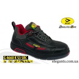 Обувь : Полуботинки спортивного дизайна Bicap G 4660 K S3 SRC