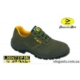 Обувь : Полуботинки спортивного дизайна Bicap L 2034/7 S1P SRC