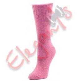 Женские теплые носки из шерсти