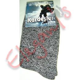 Носки мужские из шерсти Kardesller