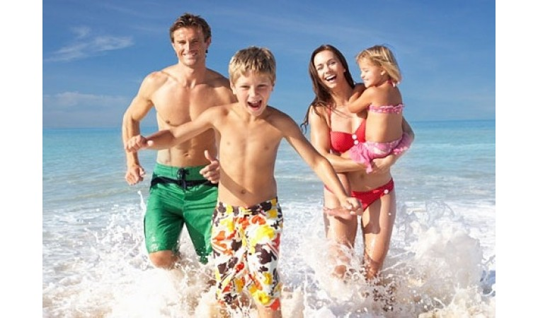 Family_ summer_holliday_