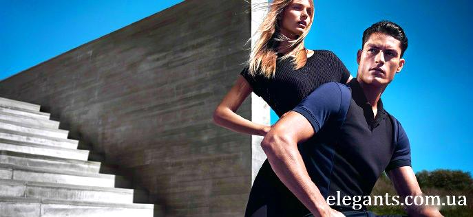 """Поло рубашку (футболку)  от производителя Vogue (Италия) купить недорого в Сумах (Украина) интернет магазин одежды и нижнего белья """"Элегант"""" - модная, мужская одежда из класса ткани: хлопок - коллекция сезона моды 2014 (смотреть онлайн бесплатно фото)"""