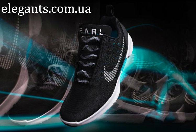 c70f54cd Nike представила самошнурующиеся кроссовки для массового потребителя ...
